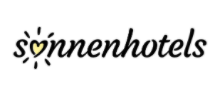 Logo button directing to the website of Sonnenhotels