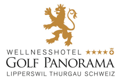 Logo button to direct you to Wellnesshotel Golf Panorama website